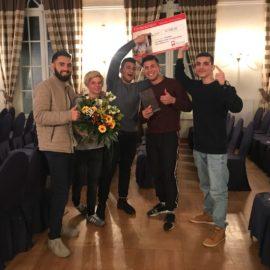 """Projekt """"Freiheit"""" gewinnt Teresa-Bock-Preis der Caritas-Stiftung"""